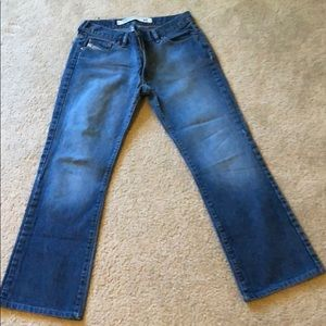 Diesel Bootcut Jeans 31x30